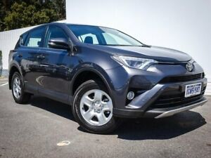 2018 Toyota RAV4 ASA44R GX AWD Grey 6 Speed Sports Automatic Wagon Maddington Gosnells Area Preview