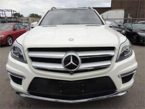 2015 Mercedes-Benz GL GL550 4MATIC, DESIGNO PACK, DRIVE ASSIST