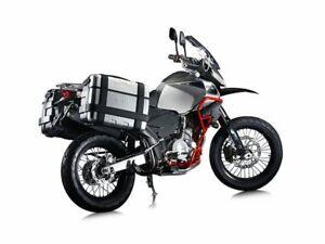 2017 SWM GS 650GT Adventure 600cc