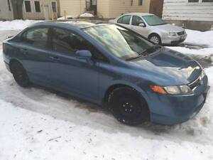 2008 Honda Civic LX Sedan Stratford Kitchener Area image 4