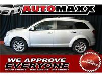 2012 Dodge Journey R/T Leather $175 Bi-Weekly! APPLY NOW!