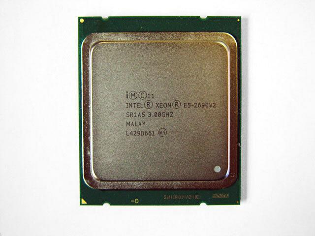 Intel Xeon E5-2690 v2 SR1A5 CPU Processor, 3.00GHz, 25M Cache, LGA2011