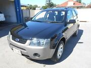 2005 Ford Territory SX TX (RWD) Black 4 Speed Auto Seq Sportshift Wagon Christies Beach Morphett Vale Area Preview
