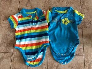 Children's Place Boys Bodysuit, size 6-9 months