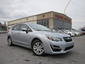 2015 Subaru Impreza TOURING AWD, BT, HTD. SEATS, ALLOYS, 19K!