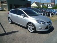Ford Focus 1.6 TI-VCT ( 125ps ) 2011.25MY Titanium Nav