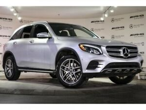 2018 Mercedes Benz GLC GLC 300