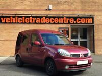 RENAULT KANGOO 1.6 EXPRESSION 16V 5d AUTO 94 BHP (red) 2007