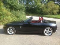 2005 (05) BMW Z4 2.5i auto SE Roadster OWNED BY BMW ENTHUSIAST 70,000 MILES