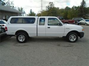 """2011 FORD RANGER XL """"SUPERCAB"""" WITH CAP"""