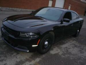 2016 Dodge Charger ,5.7 HEMI,AWD,BLK/BLK EX-POLICE