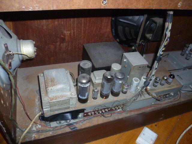 HAMMOND M3/M100 AO 29 PRE -AMP