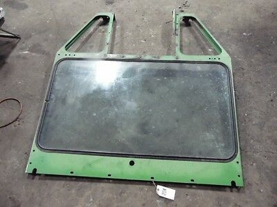 John Deere 4520 Tractor Front Glass Frame Dk Tag 204