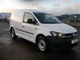 Volkswagen Caddy 2.0 TDI 75 PS STARTLINE BLUE MOTION TECH VAN DIESEL (2016)