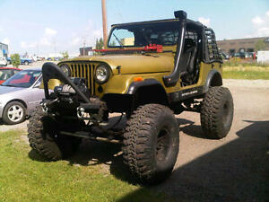 1987 Jeep CJ Other Regina Regina Area image 1