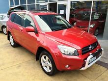 2008 Toyota RAV4 GSA33R SX6 Wildfire 5 Speed Automatic Wagon Hobart CBD Hobart City Preview