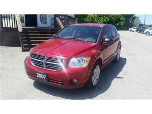 2007 Dodge Caliber SXT - SOLD