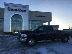 2012 Ram 3500 Laramie 4WD with HEATED SEATS and HEATED STEERING