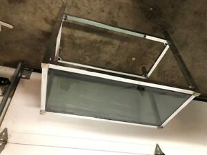 Glass Chrome Coffee Table/End Table