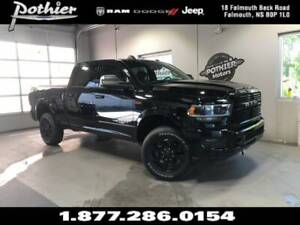 2019 Ram New 2500 Laramie Black Edition