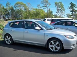 WARRANTY INC! 2009 Mazda3 GREAT DEAL! GREAT PRICE , LOW MILEAGE