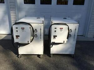 2 Refroidisseurs, chiller Electro Impulse