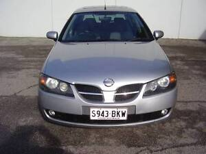 2004 Nissan Pulsar Q hatch with SUNROOF Old Reynella Morphett Vale Area Preview