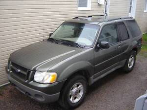 2003 Ford Explorer VUS