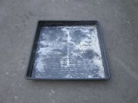 4 large garden trays by Garlands . 1m by 1m size .