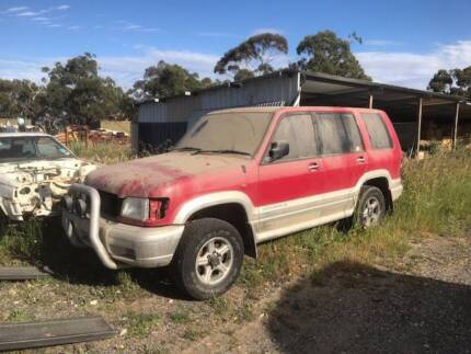 HOLDEN JACKAROO WRECKING FOR PARTS, 3.5L V6, AUTO, 4X4,