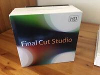 Final Cut Studio HD