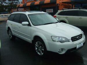 2004 Subaru Outback MY04 3.0R Premium 5 Speed Auto Sports Shift Wagon Frankston Frankston Area Preview