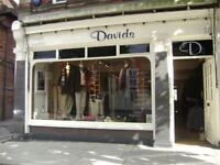 MEN'S DESIGNER CLOTHING RETAILER BUSINESS REF 146035
