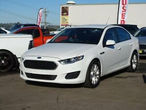 2016 Ford Falcon FG X White 6 Speed Sports Automatic Sedan Albion Park Rail Shellharbour Area Preview