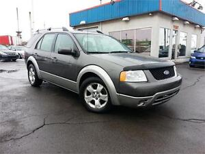 2005 Ford Freestyle SEL AWD / 6 PASS / MAGS / AC /GR. ÉLECTRIQUE