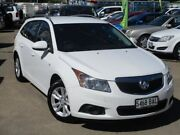 2013 Holden Cruze JH Series II MY14 CD Sportwagon White 6 Speed Sports Automatic Wagon Gepps Cross Port Adelaide Area Preview