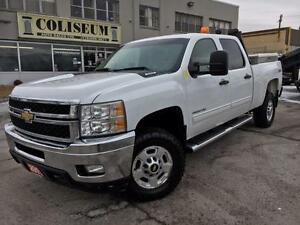 2011 Chevrolet Silverado 2500HD LT 4X4 **SHORT BOX**