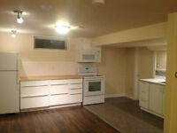 2 bedroom basement suite in Fulton Place / Gold Bar area