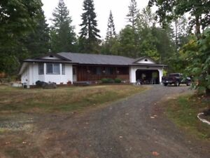 Large House on 5 Acres
