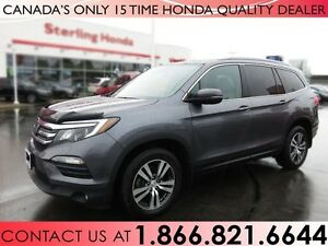 2016 Honda Pilot EX | HITCH | 1 OWNER!