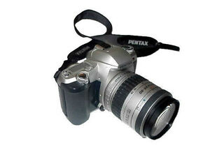 Pentax MZ-7 35mm SLR with 28-80mm Zoom Lens London Ontario image 2