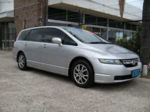 2007 Honda Odyssey 20 MY06 Upgrade Luxury Silver 5 Speed Sequential Auto Wagon Wangara Wanneroo Area Preview
