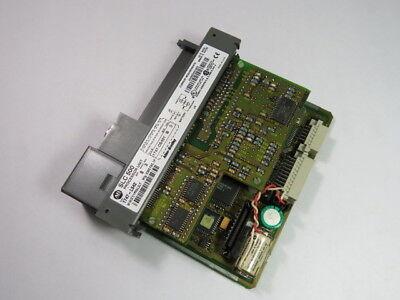Allen Bradley 1747-l542 Slc 504 32k Memory Used