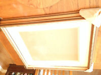 Large Shadow Box Picture Frame
