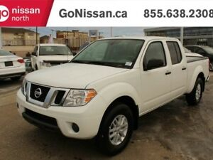 2018 Nissan Frontier SV PREMIUM: Heated seats, RearView Monitor,
