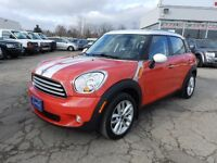 Mini Cooper COUNTRYMAN,LEATHER,PANORAMIC SUNROOF,CERTIFIED