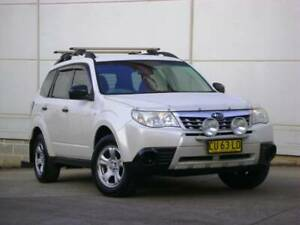 Subaru Forester X AWD MY12