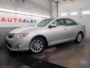 2014 Toyota Camry XLE NAVIGATION CUIR TOIT AUTO A/C MAGS