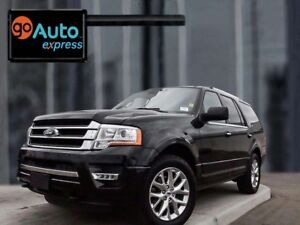 2015 Ford Expedition Limited, 3.5L V6, Power Running Boards, Bli