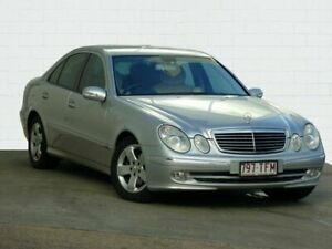 2003 Mercedes-Benz E320 211 Avantgarde Silver 5 Speed Auto Touchshift Sedan Moorooka Brisbane South West Preview